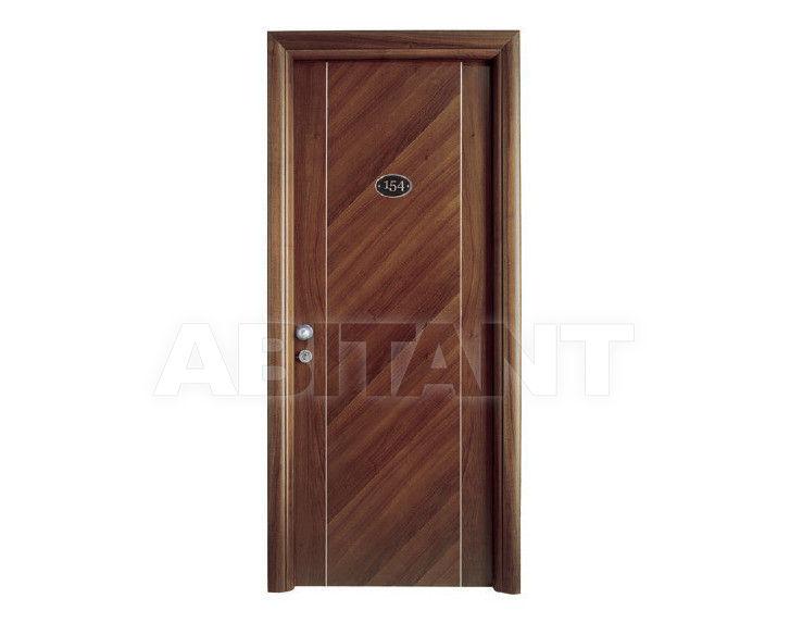 Купить Дверь деревянная Bertolotto Dakar doga obli all Noce Nazionale