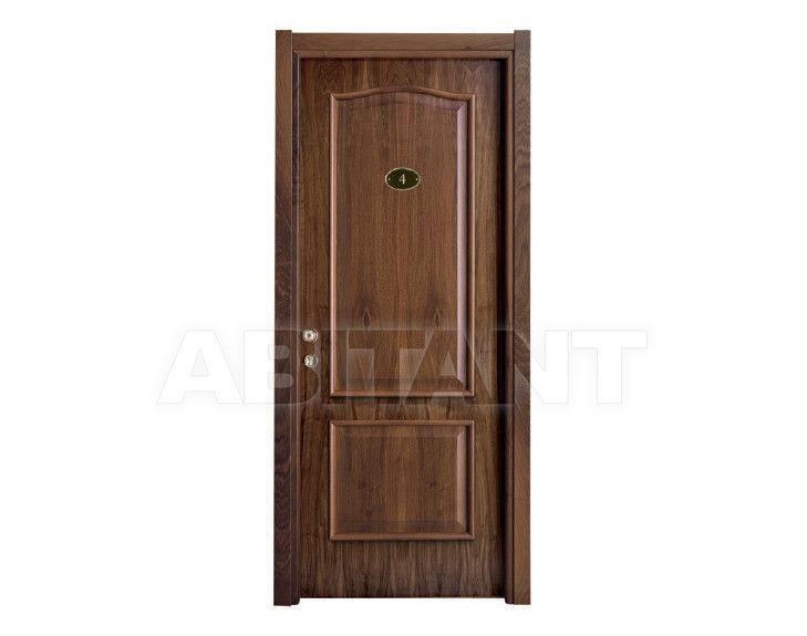 Купить Дверь деревянная Bertolotto Dakar quadra Noce Nazionale