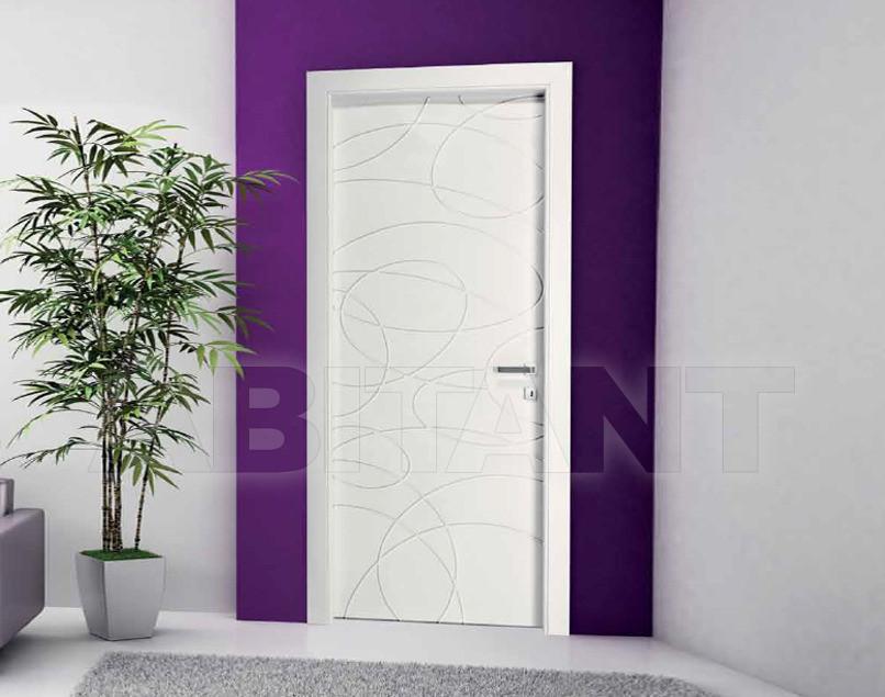 Купить Дверь деревянная Bertolotto Natura mistral pantografata white incisa