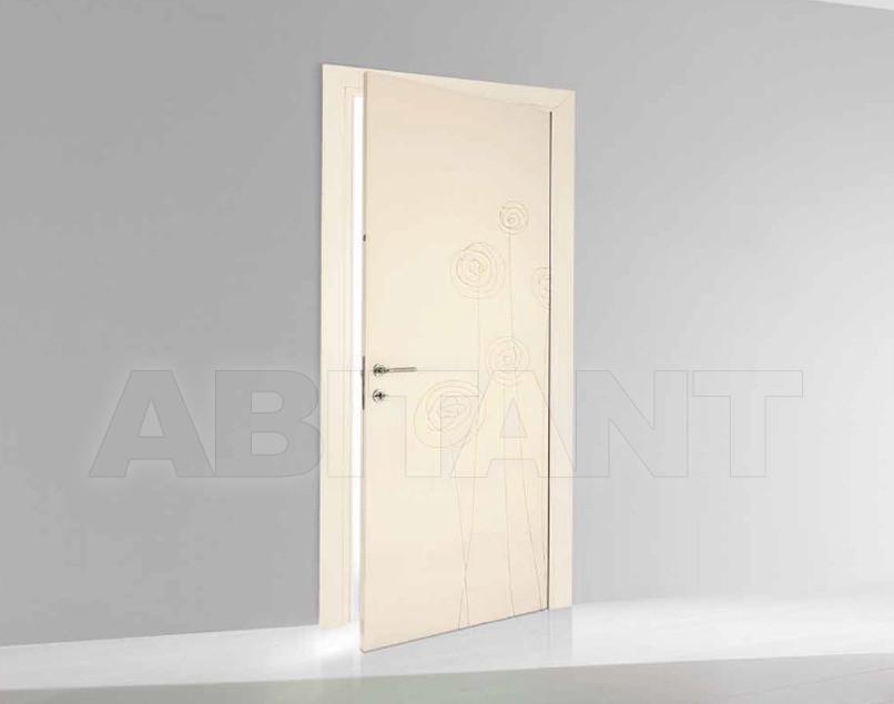 Купить Дверь деревянная Bertolotto Natura soffi incisa white