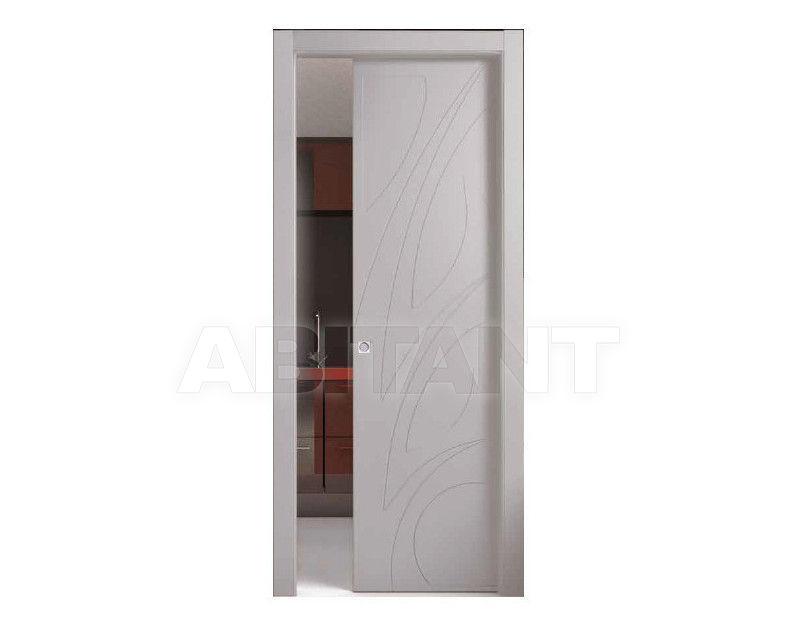 Купить Дверь деревянная Bertolotto Natura hyacintus pantografata white mantovana legno