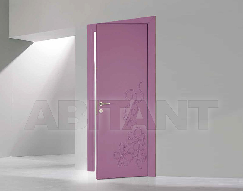 Купить Дверь деревянная Bertolotto Natura pri incisa rose