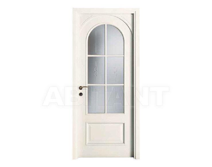 Купить Дверь деревянная Bertolotto Venezia h13 arc f6 laccato bianco