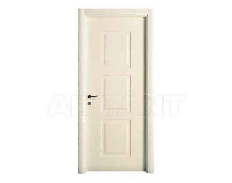 Купить Дверь деревянная Bertolotto Natura trio p Laccato Avorio
