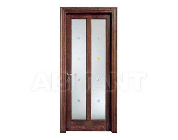 Купить Дверь деревянная Bertolotto Rodi 2 v softwood noce
