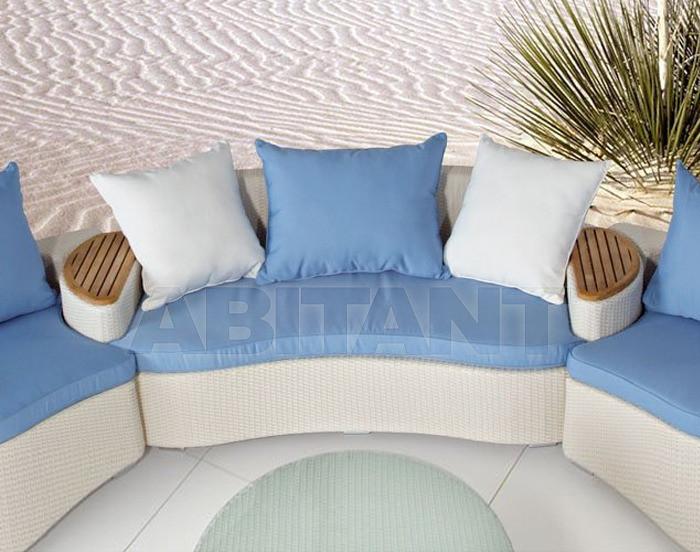 Купить Диван OCEAN Contral Outdoor 552 BCO = bianco