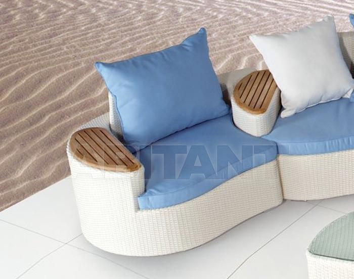 Купить Кресло OCEAN Contral Outdoor 553/DX BCO = bianco