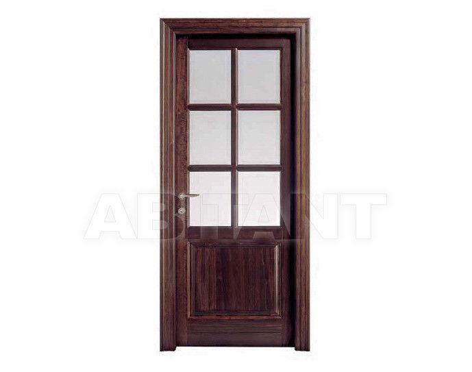Купить Дверь деревянная Bertolotto Rodi 7 f6 softwood noce
