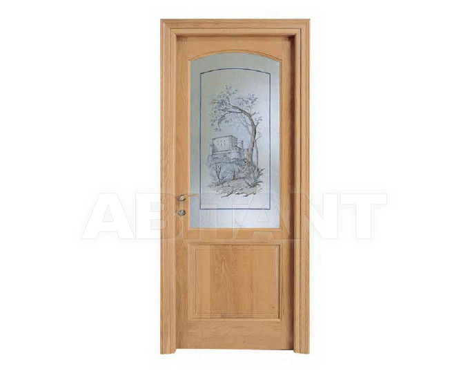 Купить Дверь деревянная Bertolotto Rodi 9 v Rovere Miele