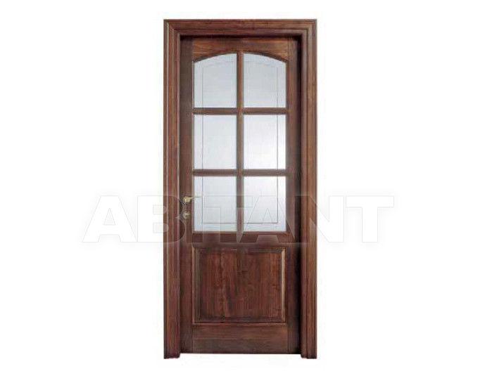 Купить Дверь деревянная Bertolotto Rodi 9 f6 softwood noce
