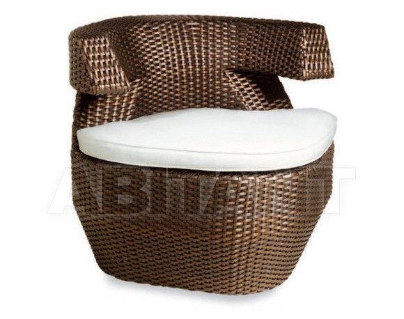 Купить Кресло MAMBO Contral Outdoor 560 BR = bronzo scuro