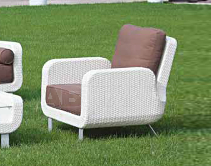 Купить Кресло CATALINA Contral Outdoor 562 BCO = bianco