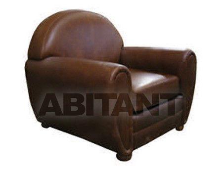 Купить Кресло D'argentat Paris Exworks CLUB armchair