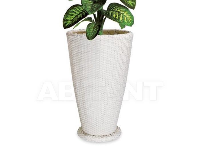 Купить Стойка напольная для цветов RONDO Contral Outdoor 623 BCO = bianco
