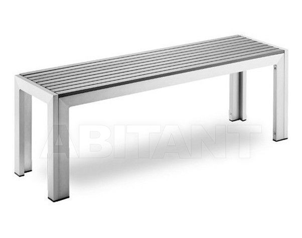 Купить Скамейка BAVARIA Contral Outdoor 665/P GR = grigio