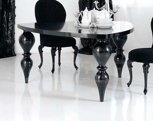Купить Стол обеденный Noir Classic LUIS