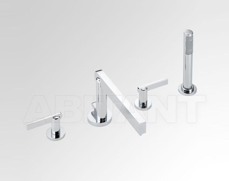 Купить Смеситель для ванны THG Bathroom U2B.112BSG Alberto Pinto with lever