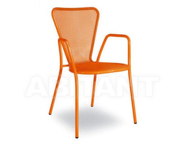 Купить Стул с подлокотниками TOSCA Contral Outdoor 717 11 = orange