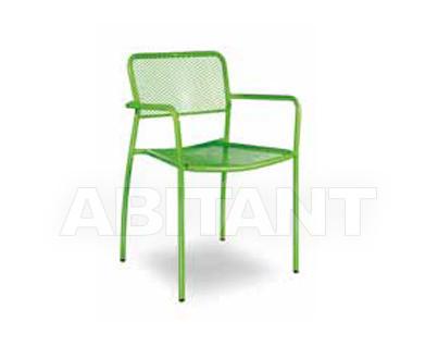 Купить Стул с подлокотниками MILLY Contral Outdoor 719 13 = verde