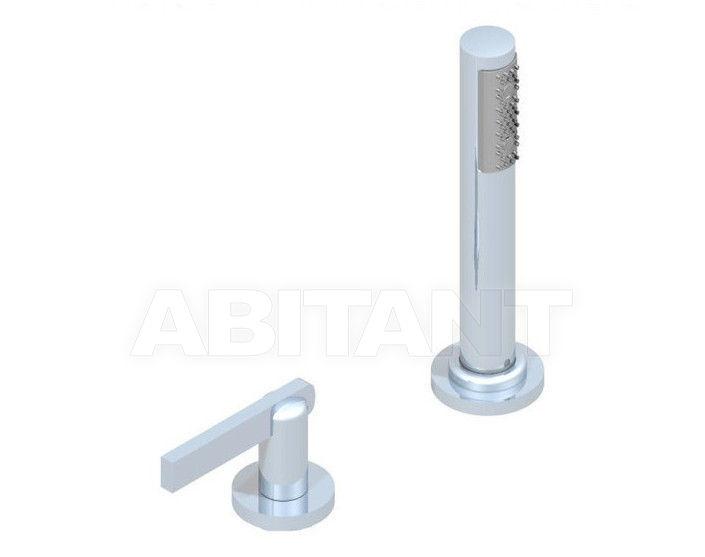 Купить Смеситель для ванны THG Bathroom U2B.6532/60A Alberto Pinto with lever