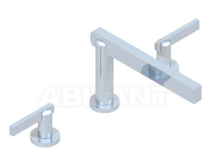 Купить Смеситель для раковины THG Bathroom U2B.25SG Alberto Pinto with lever