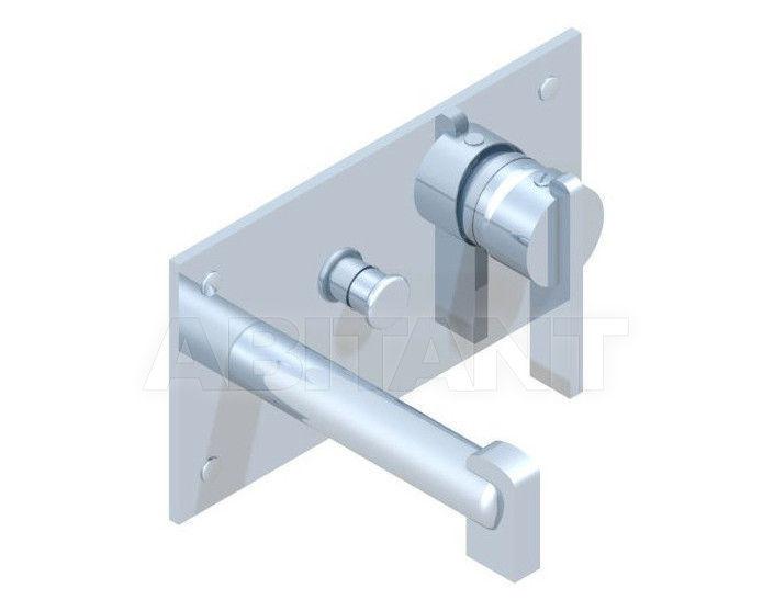 Купить Встраиваемый смеситель THG Bathroom U2B.6570G Alberto Pinto with lever