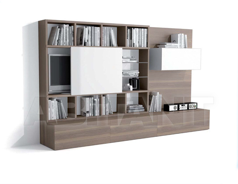 Купить Модульная система Rossetto Arredamenti S.p.A. Armobil Lounge Diamond COMP. 138