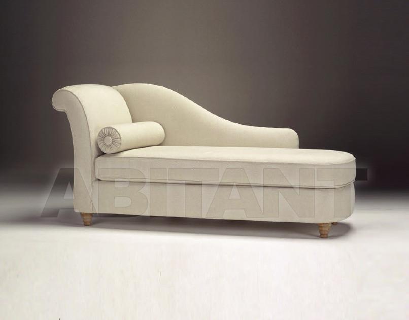 Купить Кушетка D'argentat Paris Exworks MERIDIENNE white