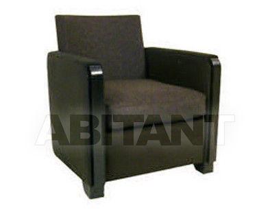 Купить Кресло D'argentat Paris Exworks TOULOUSE armchair black
