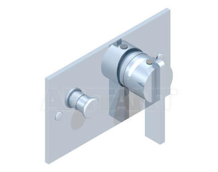 Купить Встраиваемый смеситель THG Bathroom  U2B.6550  Alberto Pinto with lever