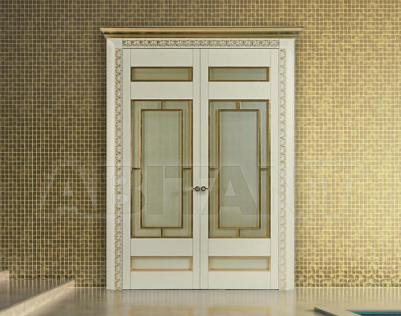 Купить Дверь деревянная Bosca Venezia Borgo HC 04 Vetro Cocò bianco