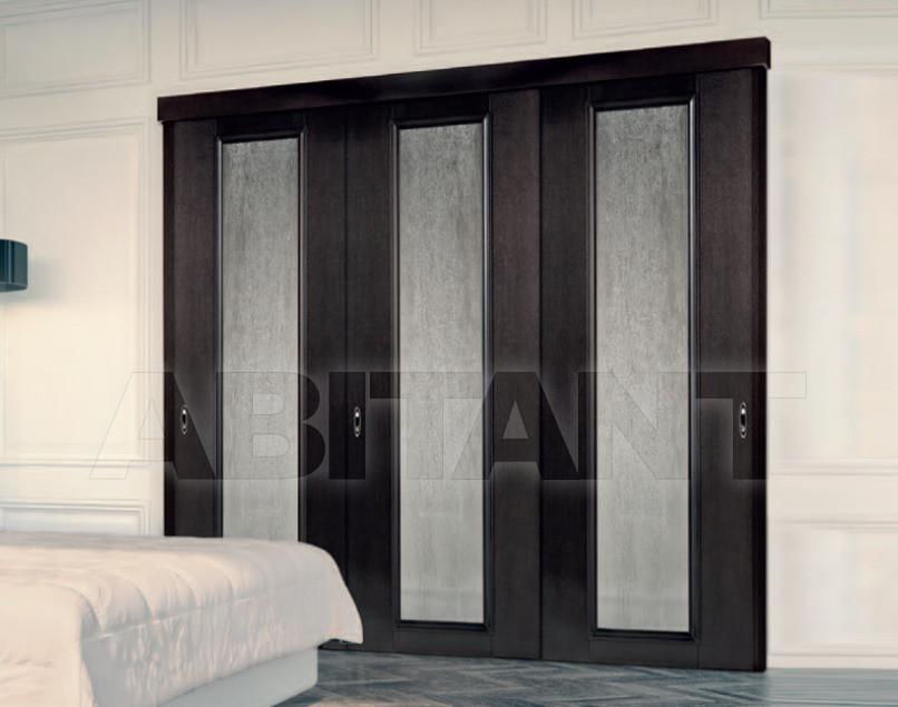Купить Дверь деревянная Bosca Venezia Borgo HC 07 Tessuto Dark Grey
