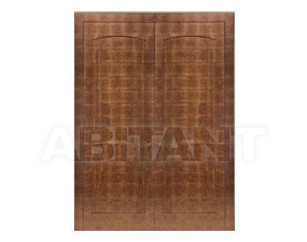 Купить Дверь деревянная Bosca Venezia Borgo HC 09 Foglia bronzo double