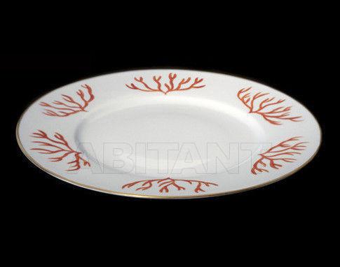 Купить Посуда декоративная Ines de Nicolay Coral Round platter Coral