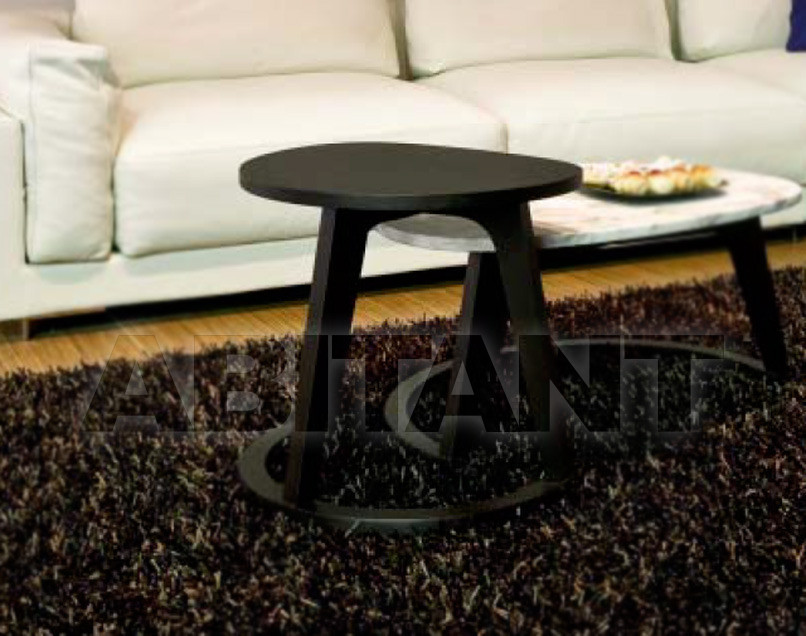Купить Столик кофейный Contempo Magazine 2012 VIRGOLA TALL TABLE WOOD ON WOOD