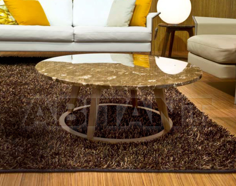 Купить Столик журнальный Contempo Magazine 2012 Punto LOW TABLE WOOD ON WOOD