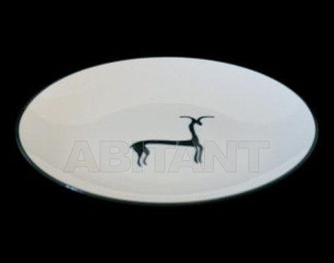 Купить Посуда декоративная Ines de Nicolay Antelope Round platter Antelope