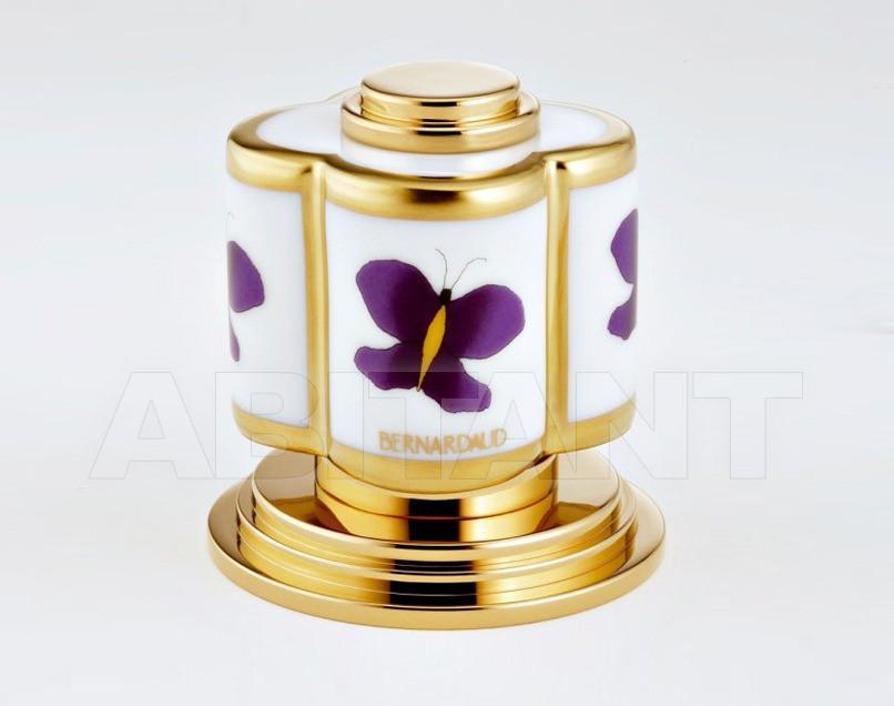 Купить Вентиль THG Bathroom A7D.36 Capucine mauve butterfly gold decor