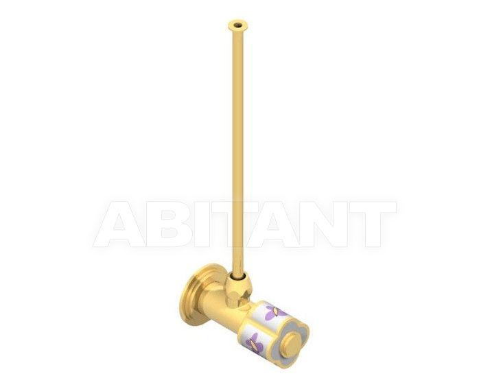 Купить Смеситель для раковины THG Bathroom A7D.181/S Capucine mauve butterfly gold decor