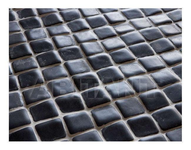 Купить Плитка напольная BDSR Giovanni Barbieri Timeworn Mosaics black