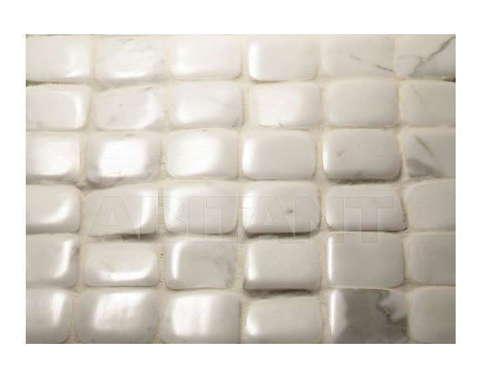 Купить Мозаика BDSR Giovanni Barbieri Timeworn Mosaics Calacata Marble
