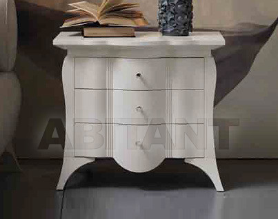 Купить Тумбочка Carpanese Home Wood And White 3072