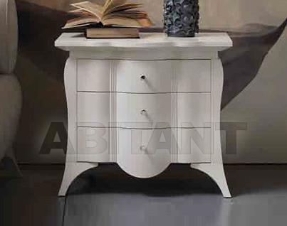 Купить Тумбочка Carpanese Home Wood And White 3072