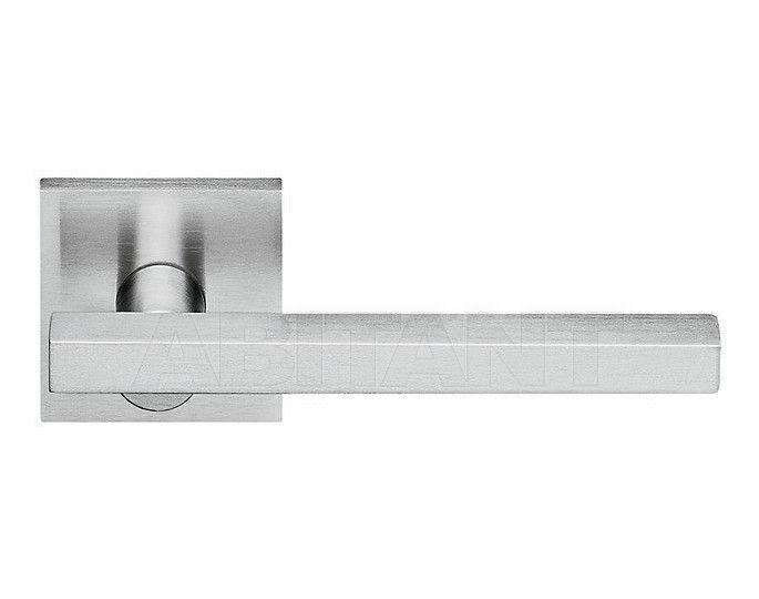 Купить Дверная ручка Valli&Valli Fusital H 358 chrome satin