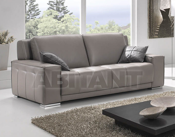 Купить Диван Divani Sofa Team Pelle YARIS 220
