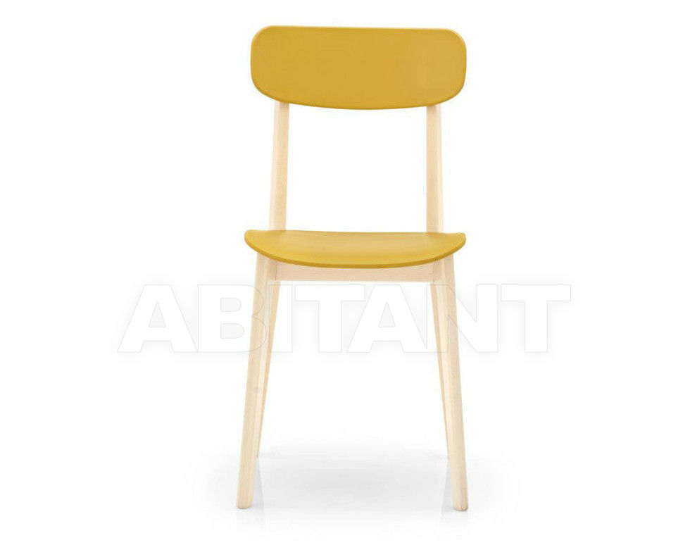 Купить Стул CREAM Calligaris  Dining CS/1369 P02, P973