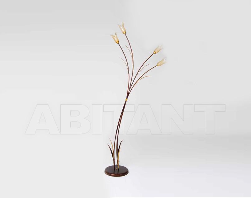 Купить Лампа напольная Artigiana Lampadari Allegato 2012 090 4LT