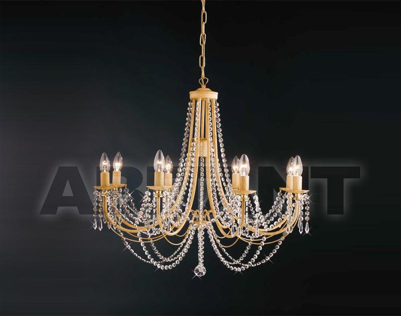 Купить Люстра Artigiana Lampadari Allegato 2012 230/8+1