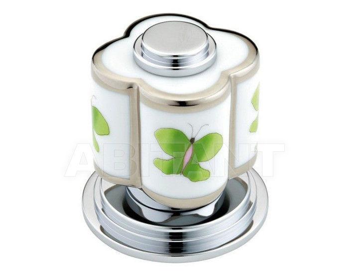 Купить Вентиль THG Bathroom A7E.36 Capucine vert décor Platine
