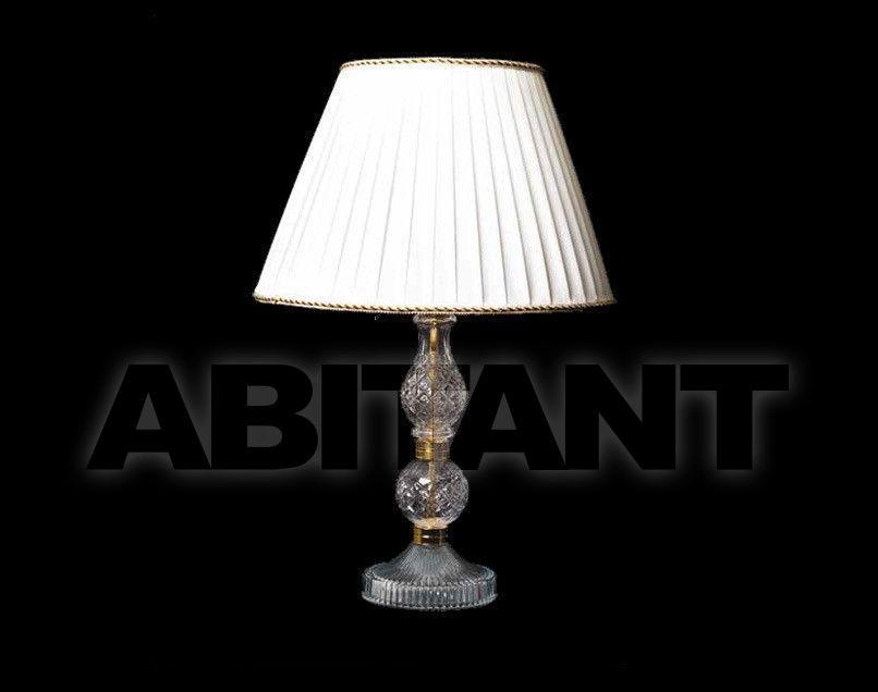 Купить Лампа настольная Artigiana Lampadari Allegato 2012 1610/LG